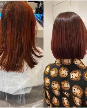 Hair Spa - Galerie photos - réalisations